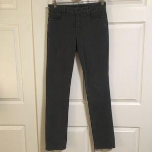 NYDJ Slim Grey Jeans Size 8
